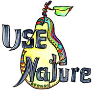 UseNature Holistic Health and Lifestyle Official Logo